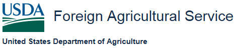 Logo of UNITED STATES DEPARTMENT OF AGRICULTURE (USDA) USA