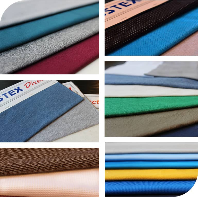 Swisstex products collage